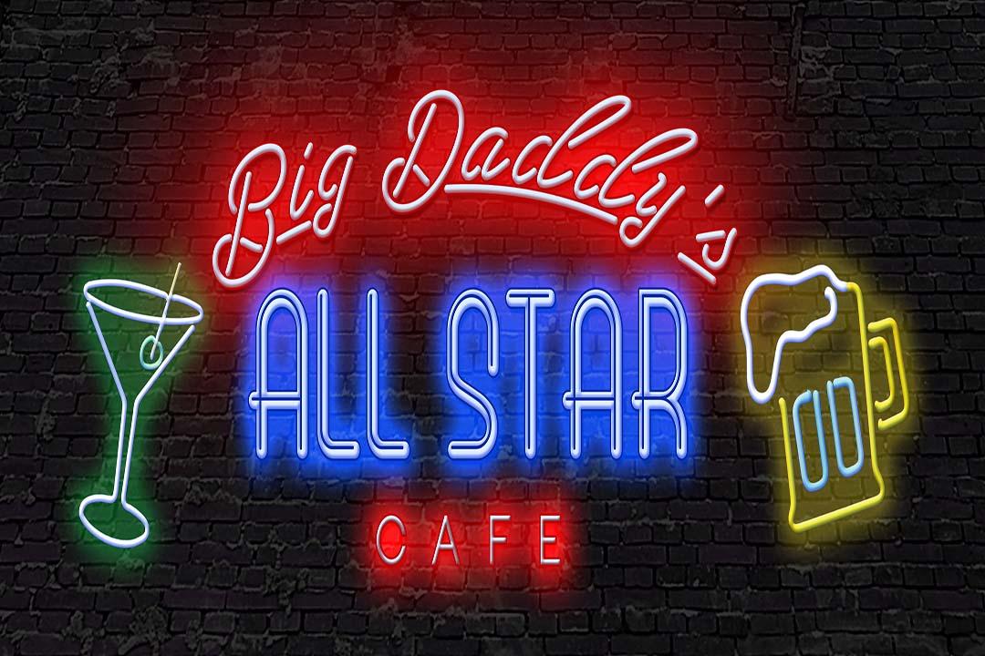 Bigdaddy's All Star Cafe 1080